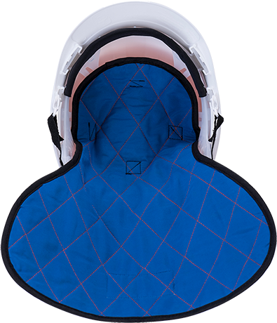 Cooling Crown With Neckshade