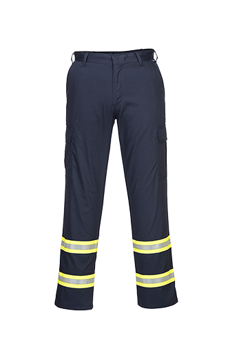 Iona Enhanced Trousers, Navy       Size 28 R/Fit