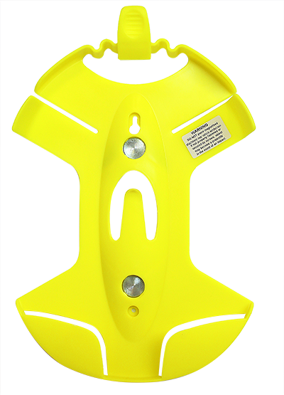 Helmet Holder, Yellow  R/Fit
