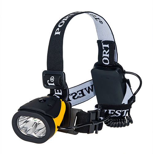 Dual Power Headlight