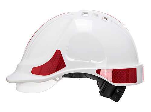 Reflect Helmet Stickers (Pk10), Red  R/Fit