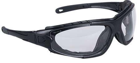 Levo Safety Spectacle EN166, Clear  R/Fit