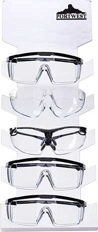 Glasses Display Stand, Mirror